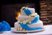 Wedding Cakes / Sand Springs Country Club is pleased to offer wedding cakes made by our in house pastry chef. Which flavor will you choose?