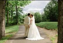 Happily Ever After Begins Today! / Photos at Sand Springs Country Club featuring real brides and grooms!