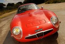 Alfa Romeo / by Eric Lo