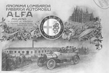 Alfa Romeo Posters,Sketches,Prints & Ads / by Eric Lo