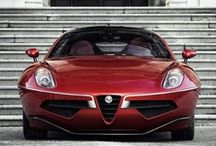 Alfa Romeo Concept Cars & Sketches / by Eric Lo