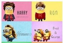 Fantastic Beasts and HP