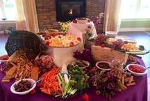 Food for all occasions / Pictures of food made at Sand Springs Country Club