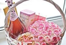 ♡ gift basket ♡ / gift