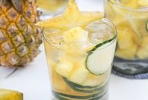 Bebidas - Drinques / Sucos, vitaminas, smoothies e drinques