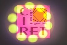 Cierre de año en el CIRET - Centro de Día. / Cierre de año con la muestra de las actividades y talleres, con la presencia de los chicos, profesores, acompañantes terapéuticos y directivos del CIRET.