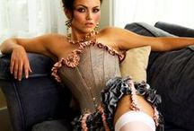 Steampunk Lady's and Lingerie