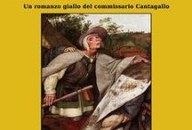 Lo sguardo nel buio / Si tratta del nuovo giallo del commissario Cantagallo che è stato pubblicato da Cavinato Editore