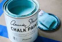 Chalk Paint Tips & Ideas / Beginners guide to using chalk paint ... Ideas, inspiration & how to