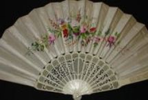"""""""The Language of Fans"""" / by Mary Stewart"""