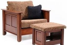 Small Spaces / Having a small living space doesn't mean you can't have beautiful, luxurious, and comfortable furniture.