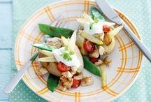 Asperge recepten / Kijk welke heerlijke recepten je kunt maken met asperges.