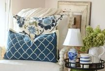 Vignettes & Decor Styling