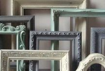 Picture Frame Makeover Ideas