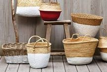 Basket Ideas & Makeover