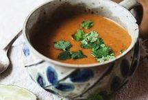 Sopa / Soup - Soupe