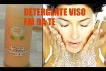 ricette bio - viso
