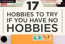 Self Improvement & Hobbies / This board is a resource for hobbyists and self helpers.