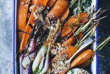 Legumes e grãos / Receitas vegetarianas