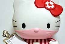 Hello Kitty / by Rattle and Mum