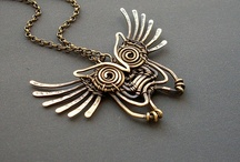 Jewelry inspiration / Jewelry That Inspires Me / by Melinda Orr