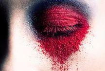 Avant Garde & Editorial / Inspiring makeup with a modern edge, editorial, runway, body adornment. / by Melissa Street