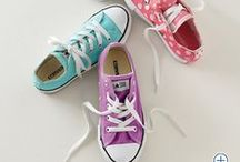 Converse / by Rattle and Mum