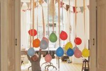Kids' parties / by Rattle and Mum