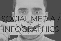 ❤ Social Media / Infographics