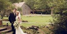 The Barn at Cedar Grove / A lovingly restored tobacco barn perfect for the TRUE rustic chic wedding experience | A country farm wedding and event venue located in south central Kentucky | Barn wedding venue | Kentucky wedding venue