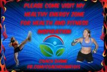 ~TOTAL FITNESS ~ / by Diane St Louis