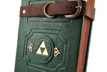 Zelda Books / Here are some pretty books dedicated to the Legend of Zelda franchise. And not just walkthroughs or guides!