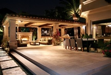 Home Design Inspiration / Sharing more natural stone indoor and outdoor living ideas.