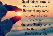 Quotes / by Barb Cooney Jones