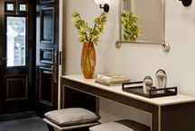 DHD - Entry / Collection of Entry Areas from DHD Architecture + Interior Design in NYC