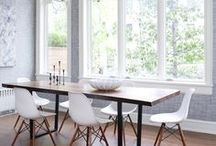 DHD - Dining Room / Collection of DHD Architecture + Interior Design Dining Rooms