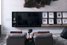DHD - Living Room / Collection of DHD Architecture + Interior Design Living Rooms