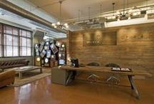 DHD - Commercial Office Design / Collection of DHD Architecture + Interior Design Commercial Office Spaces