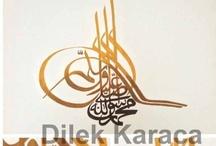 Islamic Art / by Dilek Ünlü