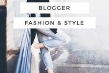 Blogger Fashion & Style / Outfit Inspiration von Bloggern & Streetstyle | Ootd, Blogger style, how to wear, Fashion