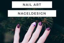 Nail Art - Nageldesign / Nail Art - Nageldesigns, Muster, kreatives Design mit Nagellack, Tiermotive, etc.