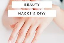 Beauty Hacks & DIYs / Beauty Hacks & DIYs - Hier findest du jede Menge Tipps & Tricks zum Thema Beauty! Mittel gegen Pickel, Anti-Aging, Cellulite, Akne oder Mitesser, Gesichtsmasken, Zähne aufhellen und vieles mehr. Das Tolle daran: Viele Hacks kannst du sofort ausprobieren weil sie aus einfachen Hausmitteln hergestellt werden die jeder schon zuhause hat!