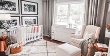 Baby on Board / Baby decor, nursery, nursery design, furniture, and accessories
