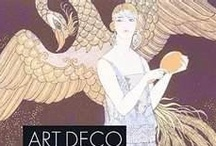 DECO FASHION / BEAUTIFUL VINTAGE COSTUME JEWELRY FROM THE DECO PERIOD 1920s-1940s