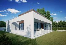 House inspiration / Bente og Thomas inspiration til husprojekt
