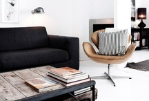 Living Rooms and Family Rooms / by Jacob Wesemann