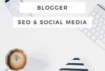 Blogger | SEO & Social Media / SEO & Social Media Strategien für Blogger und Influencer - Tipps & Tricks, Pläne, kostenloses Vorlagen, Printables, etc.