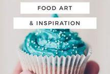 Food Art & Inspiration / Cheana | Food Art & Inspiration - Kuchen, Muffins, Cakepops, Cupcakes, Motivtorten, Tiermotive, etc.