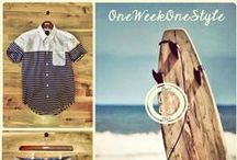 OneWeekOneStyle by Merc / Collection SS'13 / by Merc