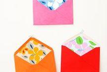 Letters & Envelopes